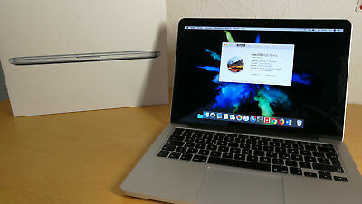 Apple MacBook Pro 13.3 Zoll Retina (256GB SSD, Intel Core i5, 8GB)