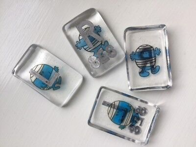 Mr Bump clear x-ray markers - A pair of Left and Right - Add your own initials