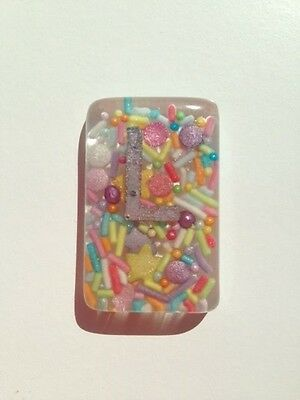 Party Mix Confetti Radiography X-Ray Markers L & R - Choose Your Own Initials.