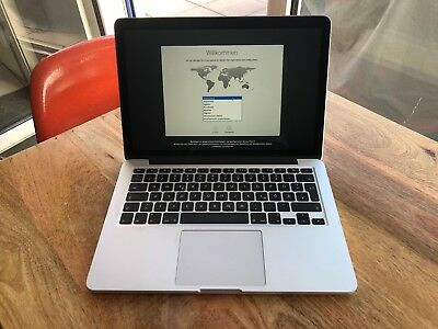 Apple MacBook Pro A1502 33,8 cm (13,3 Zoll) Laptop - MF840D/A (März, 2015)