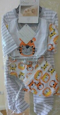 0-3 mths baby clothes set