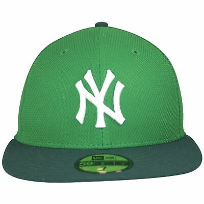 NEW YORK YANKEES St Patrick s Day Authentic Majestic Cool Base MLB ... d1e40c74126c