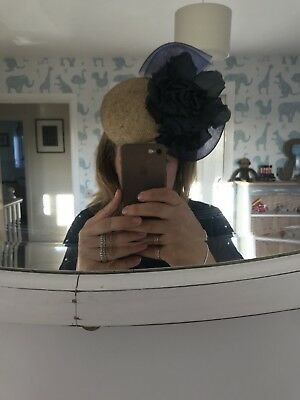 Ladies Fascinator Hat Wedding Races Coast
