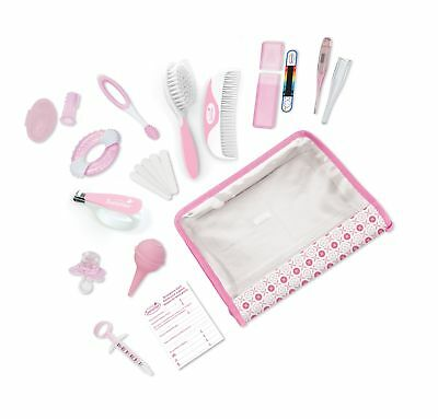 Summer Infant Complete Nursery Care Kit Pink White