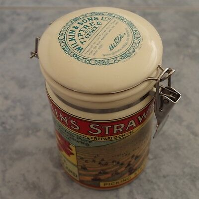 Wilkin & Sons  Ltd Tiptree Essex Heritage Canister