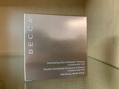 Becca Shimmering Skin Perfector Pressed Champagne Pop 0.28oz