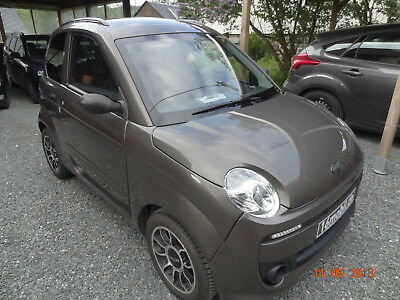 Mopedauto Microcar M.GO 492 DCI EZ: 8/2016 Toppzustand!