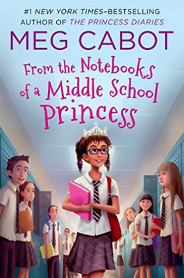 Cabot Meg-From The Notebooks Of A Middle School Princess  (US IMPORT)  BOOK NEW