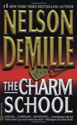 Demille, Nelson-Charm School  (US IMPORT)  BOOK NEW