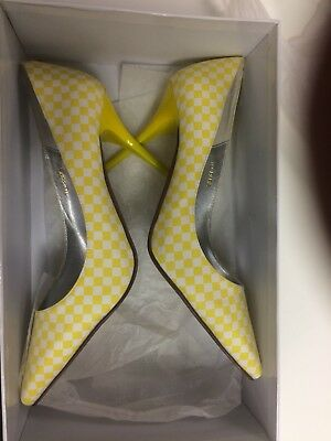 Brand New Yellow Womens' Shoes for Sale!