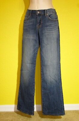 "Lucky Brand Sweet' N Low Jeans, Size 2 / 26, 31"" Inseam, Excellent Condition!"