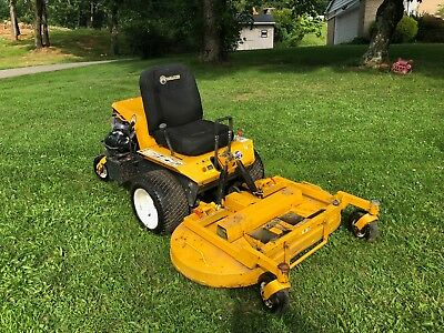WALKER MB 23i  SUPER B BEE LAWN RIDING ROTARY MOWER  ZERO TURN WIDE AREA  48 ""