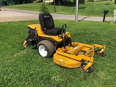 WALKER MB 23i  SUPER B BEE LAWN  ROTARY MOWER  ZERO TURN WIDE AREA RIDING
