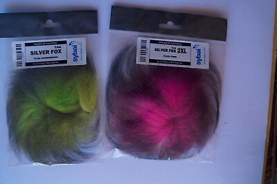 Fly Tying, Fox Tails 2
