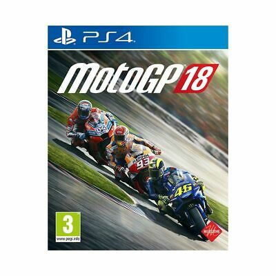 Moto GP 18 PS4 Playstation 4