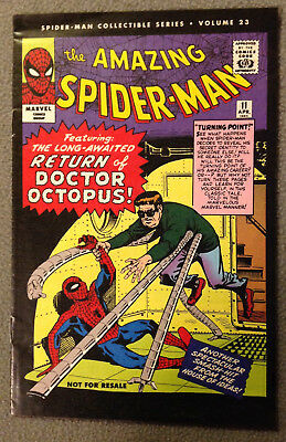 SPIDER-MAN COLLECTIBLE SERIES VOLUME #23 -Turning Point! -MARVEL REPRINT 2006