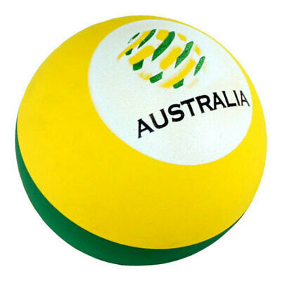 Summit Global SOBB1500 Socceroos Bounce Sports Ball Soccer/Football/Rugby 60mm