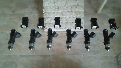 6 X 1000cc Fuel Injectors BA BF XR6 Ford Falcon Turbo - Please make ALL offers!