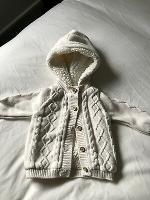 Seed Baby Unisex Lambswool knit