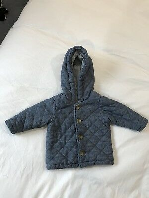 Seed Quilted Baby Cotton Jacket