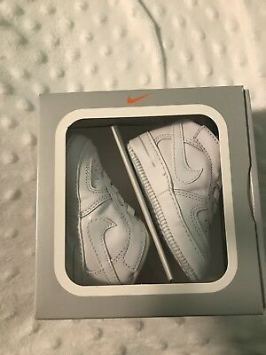 Nike Force 1 Infant Size 2