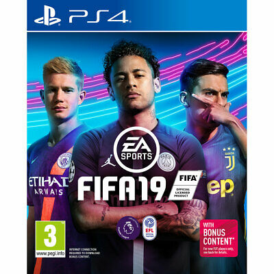 Sony PlayStation P4RESSELE12191 FIFA 19 For PS4