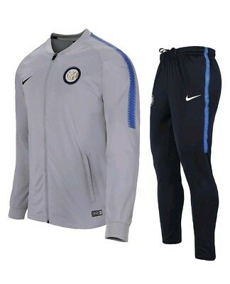 bb77fb2e6189 ... FC Inter Milan Nike Training Tracksuit Grey Bench version stretch Dry  Squad  new lifestyle a2ab8 aad7c adidas Mens Response Astro Running Jacket Black  S ...