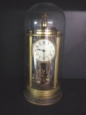 6 COLUMNS Bandstand  Torsion Clock  Dome. KEY