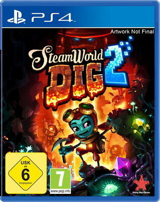 Steamworld Dig 2 (Sony PlayStation 4, 2018)(OVP & NEU)