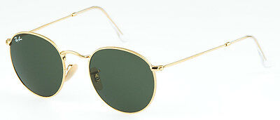 Ray Ban Rb 3447 001 Round Metal Gr. 53  Original! Neu!! Optikerfachgeschäft!