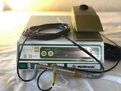 Medtronic Midas Rex Electric High Speed Drill System with EM100-A Drill and Cord
