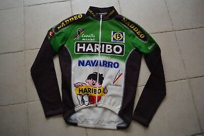 maillot vélo cycliste Haribo AVC AIX EN PROVENCE Sibille jersey cycling HARIBO