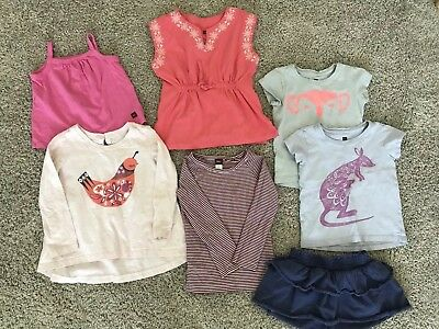 Tea Collection Girls Lot Size 3
