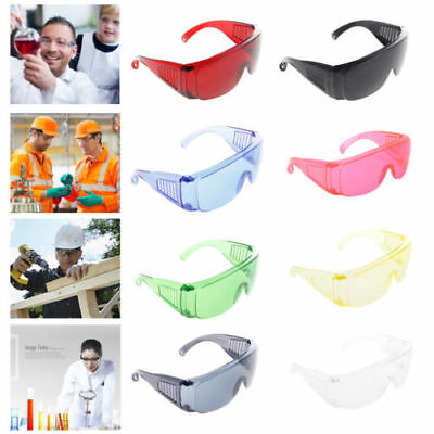 BU_ Protective Safety Goggles Glasses Work Dental Eye Protection Eyewear Tastefu
