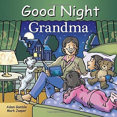 Gamble Adam/ Jasper Mark/ K...-Good Night Grandma  (US IMPORT)  BOOK NEW