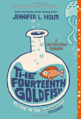 Holm Jennifer L.-The Fourteenth Goldfish  (US IMPORT)  BOOK NEW