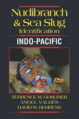 Gosliner, Terrence M.-Nudibranch & Sea Slug Identification (US IMPORT)  BOOK NEW
