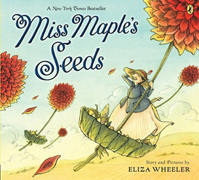 Wheeler Eliza-Miss Maple`S Seeds  (US IMPORT)  BOOK NEW