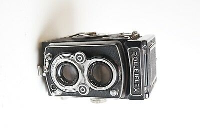 Rolleiflex MX Type 1 Camera As Is