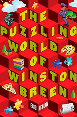 Berlin, Eric-The Puzzling World Of Winston Breen  (US IMPORT)  BOOK NEW