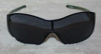 Oakley Black & Green Breathless Women's Sunglasses 05-945