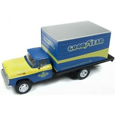 Mini Metals 30511 - Goodyear Tires Ford Box Truck - HO Scale
