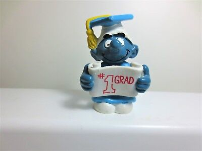 The #1 grad smurf very hard to find in this mint condition 2.0195 original #78