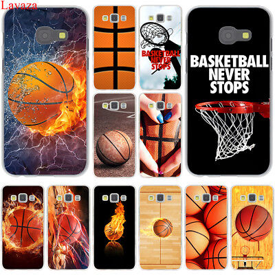 Case Covers  for Samsung Galaxy A3 A5 2015 2016 2017 2018 print Basketball Hard