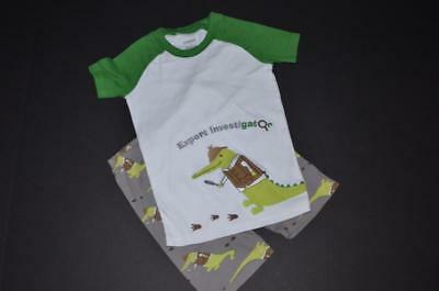 Gymboree Boy's Summer Pajamas Size 7 8 *Excellent Used Condition*