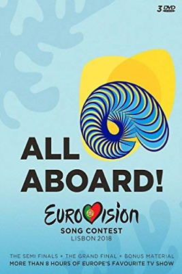 Various Artists-Eurovision Song Contest Lisbon 2018  (UK IMPORT)  DVD NEW