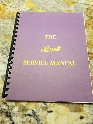 The Hermle Service Manual