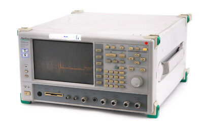 Anritsu MS8604A 100Hz-8.5GHz Digital Radio Signal Spectrum Analyzer OPT 01/03/12