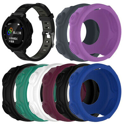 Silicone Skin Protective Case Cover For Garmin forerunner235 735XT Sport Watch