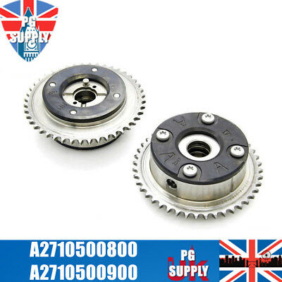 1.8L TIMING GEARS FOR MERCEDES C CLASS Petrol 2002-ON M271 E CLK VVT PULLEY PAIR
